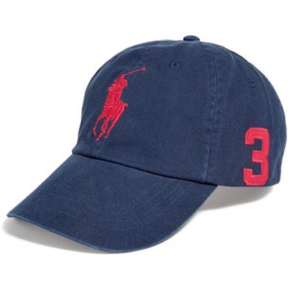 2ef442ed63 ... Big Pony Baseball Cap. M 5a678f3c05f430113a1f2528